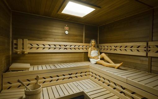 Spa Hotel Schlosspark Sauna