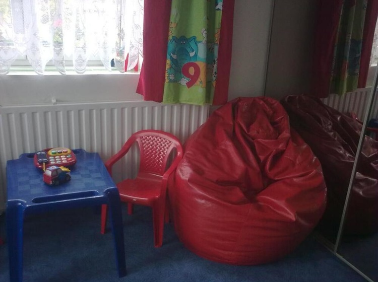 Ap. 1. patro - dětský pokoj