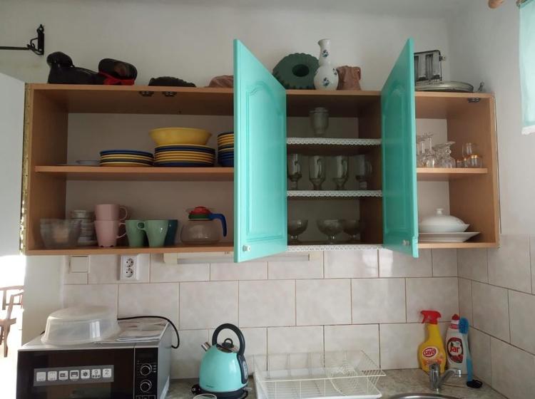 Přízemní ap. - kuchyň