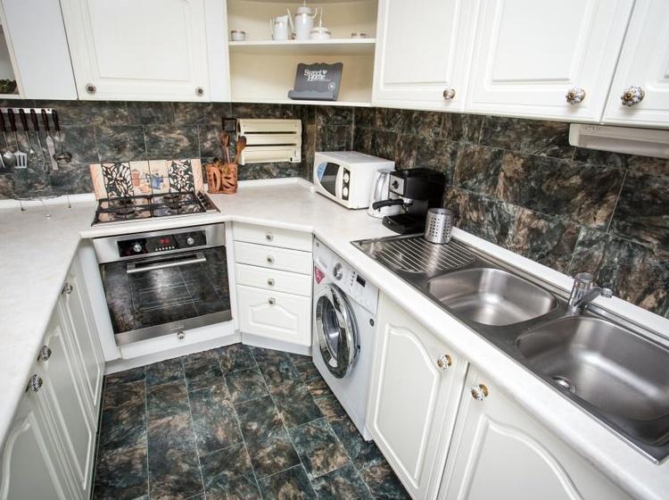 Ap. 1. patro - kuchyň