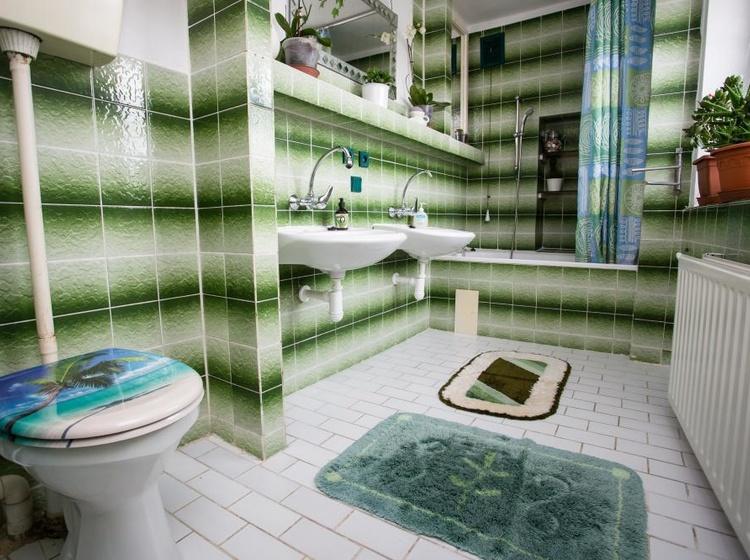 Ap. 1. patro - koupelna