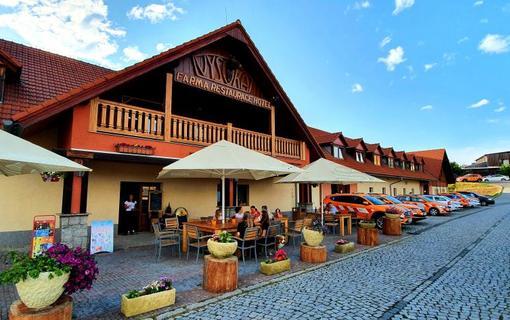 Hotel Farma Vysoká 1157049461