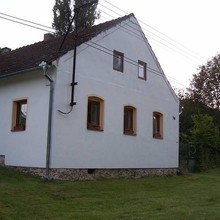 Chalupa Hněvanov Rožmitál na Šumavě