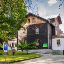 Chata Eduard Bělá pod Pradědem