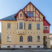 Vila Josefina Josefův Důl