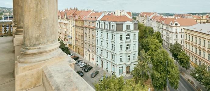 Hostel Mikoláše Alše Praha