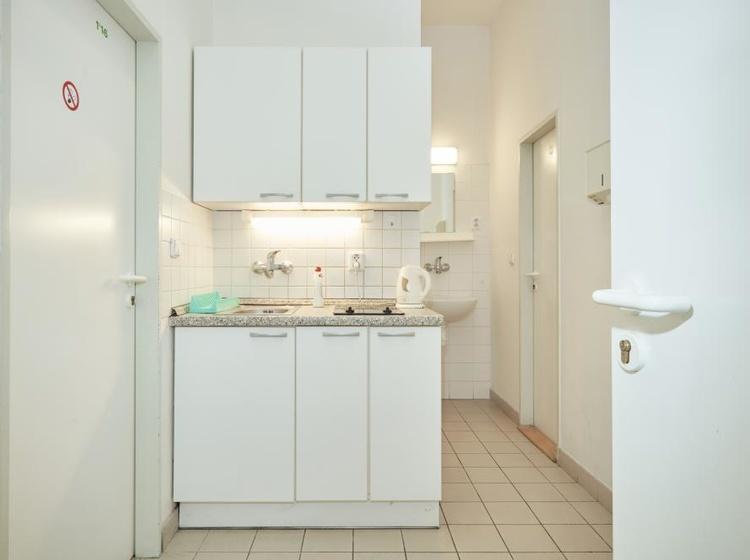 Kuchyňka pro AP4 - apartmán Klasik
