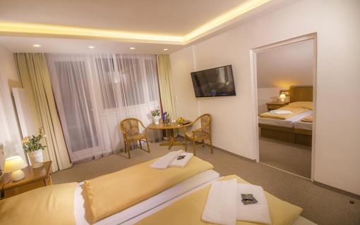 Wellness Hotel Astra superior apartmá