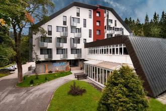 Špindlerův Mlýn-Wellness Hotel Astra superior