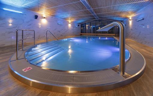 Wellness Hotel Astra superior bazén