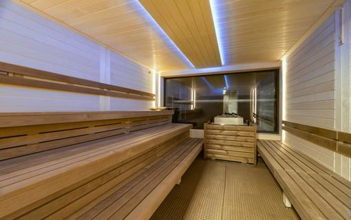 Wellness Hotel Astra superior sauna