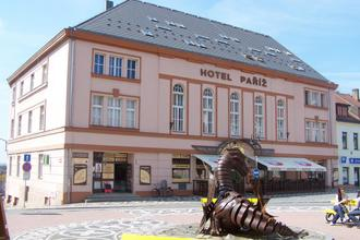 Hotel Paříž Jičín