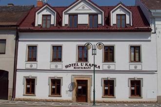 Hotel U Kapra Lázně Bělohrad