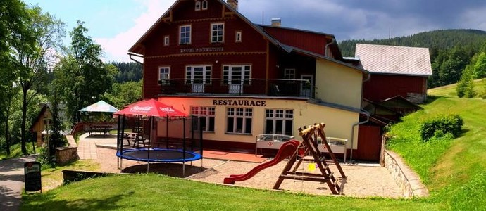 Hotel Večernice Janské Lázně 1127495609