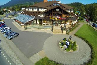 Hotel EROPLÁN Superior Rožnov pod Radhoštěm