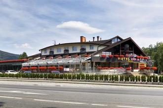 Hotel EROPLÁN Superior Rožnov pod Radhoštěm 33474482