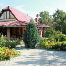 Ubytování - penzion Villa Filippa - Křesetice