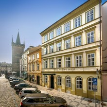 Hotel Bishops house Praha 1122922350