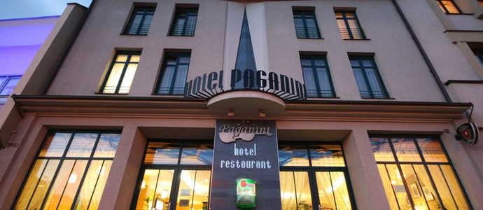 Hotel PAGANINI - Brandýs nad Labem Brandýs nad Labem-Stará Boleslav