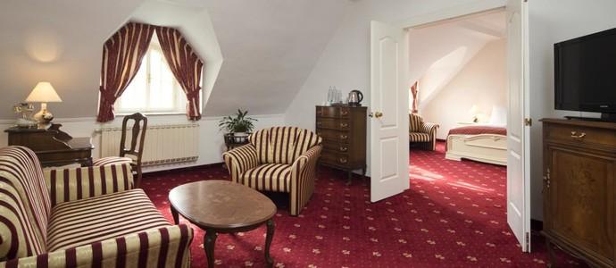 Orea Spa Hotel Palace Zvon-Mariánské Lázně-pobyt-Sen pro pár
