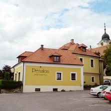 Pod kostelem Týn nad Vltavou