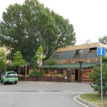 Restaurant a penzion Steak Station Pardubice