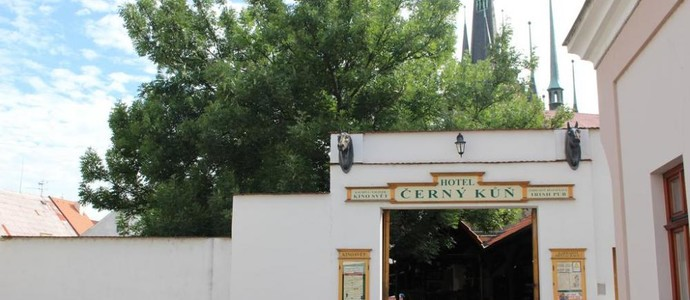 Hotel Černý kůň Louny 1142573287