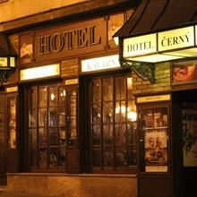 Hotel Černý kůň Louny
