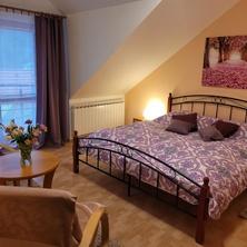 Apartmán Katka -ložnice - Luhačovice