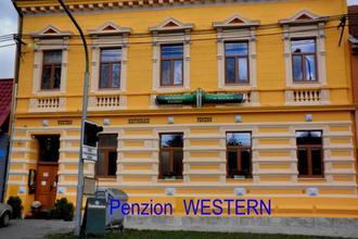 WESTERN STEAK HOUSE, PENZION A UBYTOVNA Kojetín