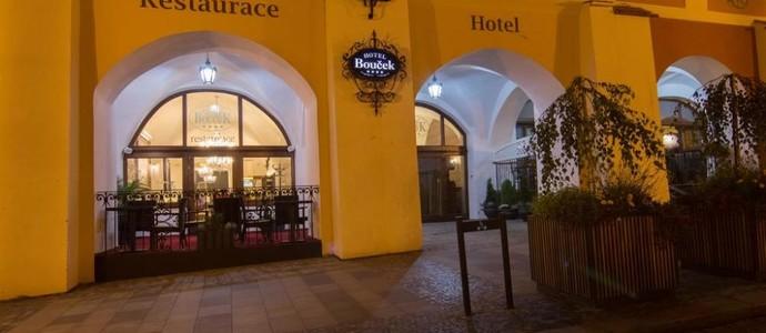 Hotel Bouček Kroměříž