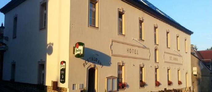 Hotel St.Anna Boží Dar