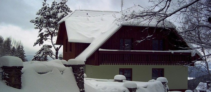 Chata a apartmány Šumava Železná Ruda 1133605059