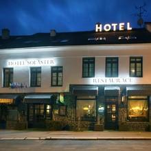 Hotel Solaster Třebíč