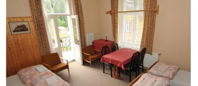 Penzion Villa Janské Lázně 1121401440