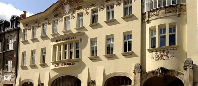 Hotel Okresní dům Hradec Králové
