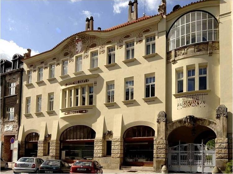 Hotel Okresní dům 2