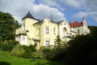 Hotel Villa Sonnenstrahl Mariánské Lázně