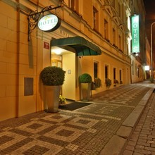 HOTEL U TŘÍ KORUNEK Praha