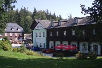 Karlova Studánka-Hotel Džbán