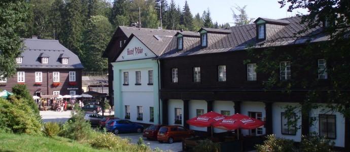 Hotel Džbán Karlova Studánka