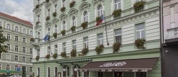 GREEN GARDEN HOTEL Praha 1127363559