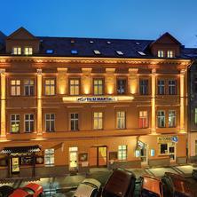 Hotel u Martina Praha Smíchov