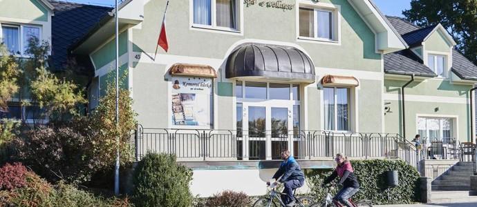 Hotel Komorní hůrka Cheb 1136503101