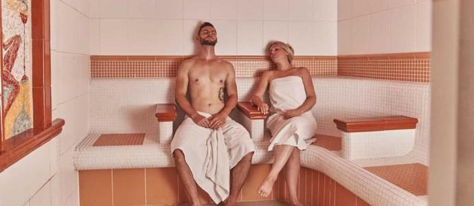 Hotel Komorní hůrka-Cheb-pobyt-Spa & Wellness VÁNOČNÍ DÁREK na 3 noci
