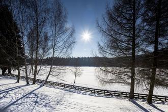 Sněžné-pobyt-Vánoce na Vysočině