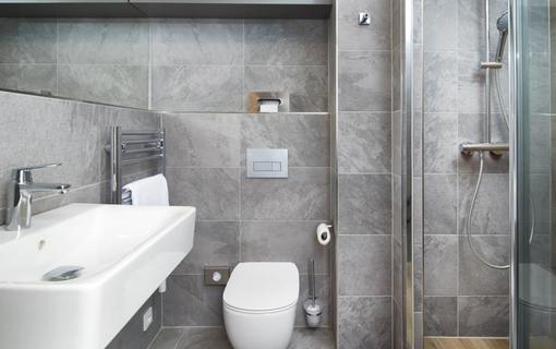 OREA Resort Devět Skal Vysočina Deluxe pokoj koupelna
