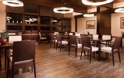 OREA Resort Devět Skal Vysočina Posezení v baru