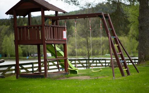 OREA Resort Devět Skal Vysočina Vyžití pro děti