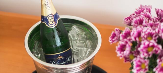 Hotel Adamantino-Pozlovice-pobyt-ROMANTICKÝ POBYT PRO DVA (2020)  3 dny (2 noci)